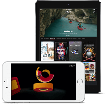 Get the Apps: Red Bull TV on all your devices